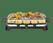 Tefal Stone grill 10 Inox & Design