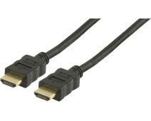 Veripart HDMI cable Gold-plated 2 meters