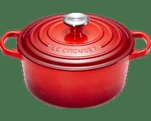 Le Creuset Round Dutch Oven 26cm Cerise