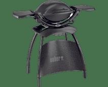 Weber Q1400 Antraciet met Onderstel