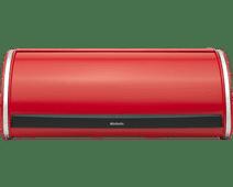 Brabantia Broodtrommel Sliding Lid Passion Red