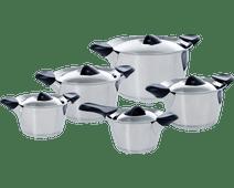 BK Q-Linair Classic Cookware Set 5-piece