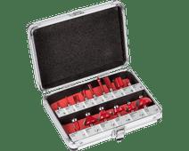 Powerplus 15-piece Cutter Set KRT060185
