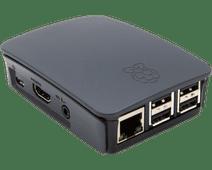 Raspberry Pi Case 3 B 2 B Black