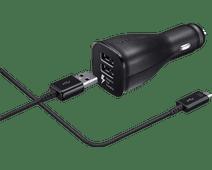 Samsung USB-C Dual Car Charger 1.5M Black 2A
