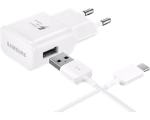 Samsung Oplader met Usb C Kabel 1,5m Adaptive Fast Charge 15W Wit