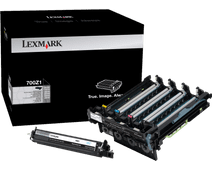 Lexmark 700Z1 Black (70C0Z10)