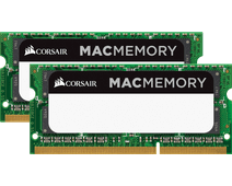 Corsair Apple Mac 16GB SODIMM DDR3-1333 2x 8GB