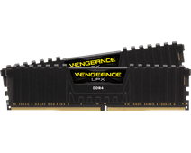 Corsair Vengeance LPX 16GB DIMM DDR4-3000/15 2x 8GB Black