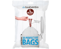 Brabantia Garbage bags Code L - 40-45 Liter (30 pieces)