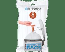 Brabantia Garbage bags Code X - 12 Liter (40 pieces)