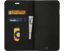 Azuri Wallet Stand Apple iPhone 7 Plus / 8 Plus Book Case Black