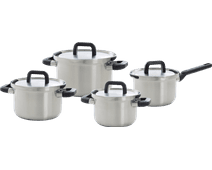 BK Flow Cool 4-piece Cookware set