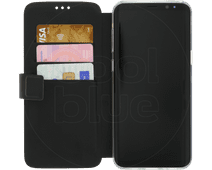 Azuri Wallet Magnetic Samsung Galaxy S8 Plus Book Case Black