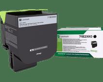 Lexmark 712 Black XXL (71B2XK0)