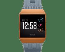 Fitbit Ionic Slate Blue & Burnt Orange