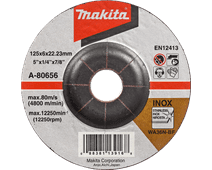 Makita A-80656 Afbraamschijf 125 mm