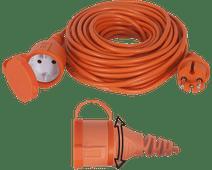 Exin Garden Extension Cord 20m 2x1.0mm2 IP44