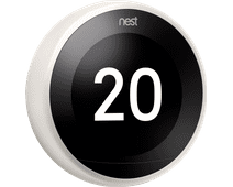 Google Nest Learning Thermostat V3 Premium White