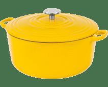 BK Bourgogne Dutch oven 28cm Sunset Yellow