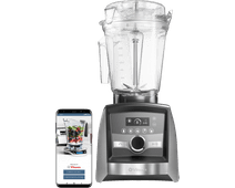 Vitamix Ascent A3500i Brushed Stainless Steel