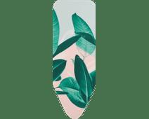 Brabantia Overtrek C 124 x 45 cm Tropical Leaves 4 mm schuim
