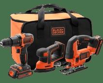 BLACK+DECKER BCK31S1S-QW Combiset