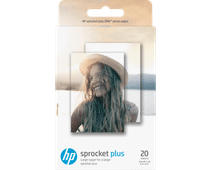 HP ZINC Photo paper for Sprocket Plus 20 sheets
