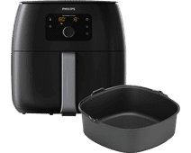 Philips Avance Airfryer XXL HD9653/90 + Baking pan