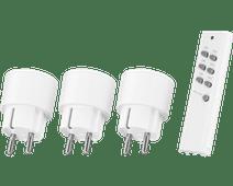 KlikAanKlikUit Plugs + Remote APC3-2300R