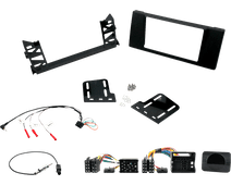 TradeTeam Autoradio Installation kit BMW 5-Series