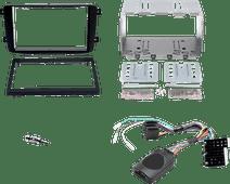 TradeTeam Autoradio Installation kit Mercedes C-Class, CLK