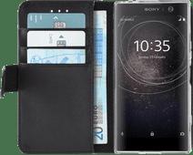 Azuri Wallet Magnet Sony Xperia XA2 Book Case Black