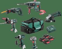 Metabo Bouw & Renovatie - 6 machines Combiset