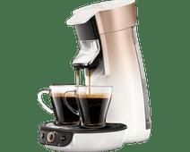 Philips Senseo Viva Café Duo Select HD6566/30 Rosé Koper