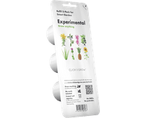 Experimental Refill 3-Pack for Smart Garden