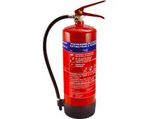 Alecto ABP-6 Powder fire extinguisher 6kg