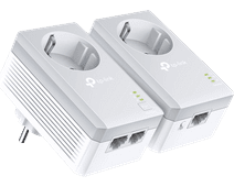 TP-Link PA4022P KIT Geen WiFi 500 Mbps 2 adapters