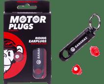 Thunderplugs Motor plugs Earplugs
