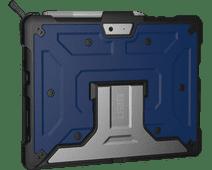UAG Metropolis Microsoft Surface Go Book Case Blue