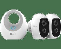 EZVIZ C3A Basisstation Duo Pack