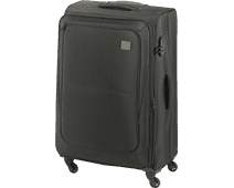 Princess Traveller Colombo Expandable Spinner Black 80cm