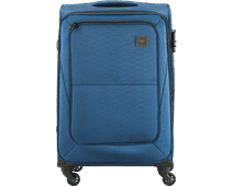 Princess Traveller Colombo Expandable Spinner Blue 80cm