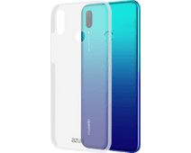Azuri TPU Huawei P Smart (2019) Back Cover Transparant