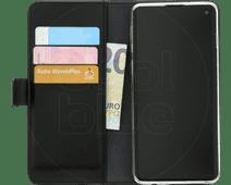 Azuri Wallet Magnet Samsung Galaxy S10 Book Case Black