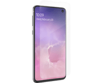 InvisibleShield Ultra Clear Samsung Galaxy S10 Screenprotector Plastic