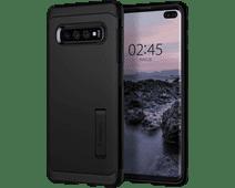 Spigen Tough Armor Samsung Galaxy S10 Plus Back Cover Black