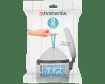 Brabantia Vuilniszakken Code O - 30 Liter (40 stuks)
