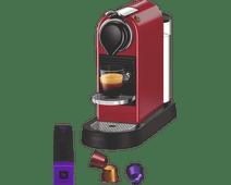Krups Nespresso Citiz XN7415 Cherry Red
