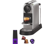 Krups Nespresso Citiz XN741B Silver